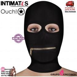 Extreme Zipper · Máscara cremallera en boca · Ouch!