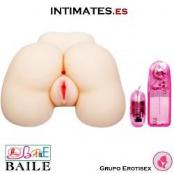 Juicy Peach · Masturbador vagina y culo · Passion Lady