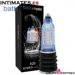 Hydromax X20- Azul · Bathmate