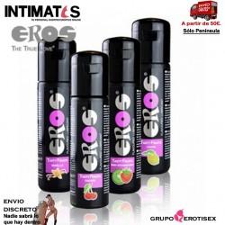 Tasty Fruits 100ml · Gel Lubricante · Eros