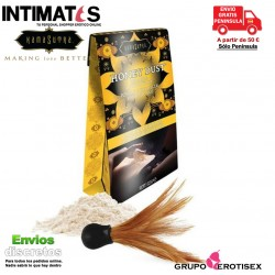 Honey Dust · Polvo corporal besable - Crema de coco · Kamasutra