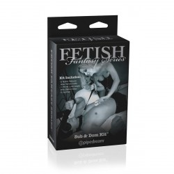 FETISH FANTASY EDICION LIMITADA SET AMO Y SIRVIENTE