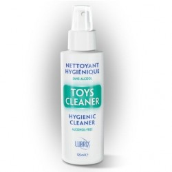 Toys Cleaner · Limpiador de juguetes · Lubrix
