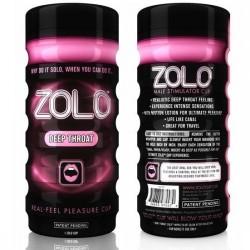Deep Throat · Masturbador masculino · Zolo™