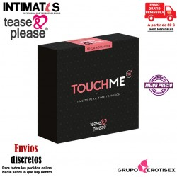 XXXME - Touchme Time to Play, Time to Touch · Juego dirigido a dos parejas · Tease&Please