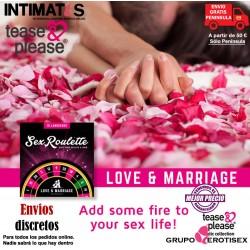 Sex Roulette Love Marriage · La ruleta de los 24 desafíos · Tease&Please