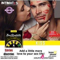 Sex Roulette Kiss · La ruleta de los besos · Tease&Please