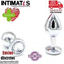 Plug intensificador de placer anal - Diamond · Saninex