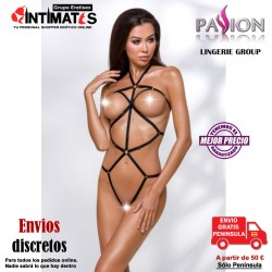 Ivena · Body con tiras sensuales · Passion Devil