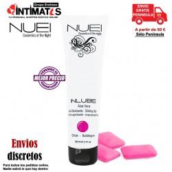 Inlube Aloe Vera - Chicle · Gel deslizante · Nuei