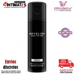 Boyglide · Lubricante anal a base de agua · Intimateline