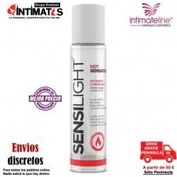Sensilight · Lubricante sensación de frío 60 ml · Intimateline