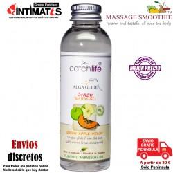 Catchlife · Aceite de masaje sabor melón y manzana verde 100 ml · Nature Body