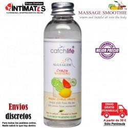 Catchlife · Aceite de masaje sabor frutos cítricos 100 ml · Nature Body