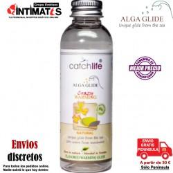 Catchlife · Aceite de masaje efecto calor sabor natural 75ml · Nature Body
