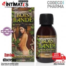 Bois Bandé · Estimula el deseo sexual · Cobeco
