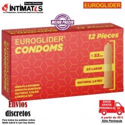 Euroglider · Preservativo natural - 12uds.