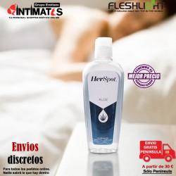 Aloe Lube de HerSpot 50ml · Lubricante a base de agua · Fleshlight