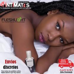 Sensitive Lube de HerSpot 50ml · Lubricante a base de agua · Fleshlight