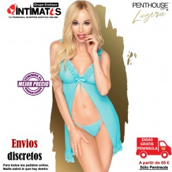 After sunset · Babydoll y tanga · Penthouse
