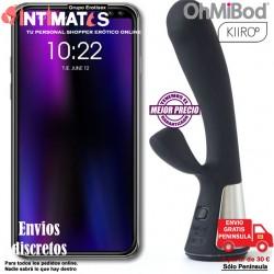 OhMiBod® Fuse™ - Negro · Desarrollado por Kiiroº