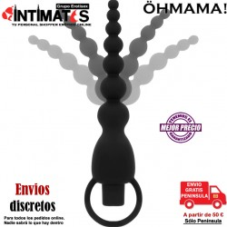 Cadena anal de silicona con 10 modos de vibración · ÖhMama