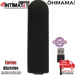 Mini bala con 10 modos de vibración · ÖhMama