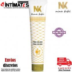 Gel deslizante sabor a piña colada 125ml · Nina Kiki