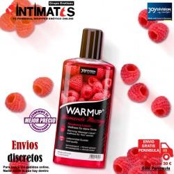 WARMup™ · Aceite para masajes 150ml - Frambuesa · JoyDivision