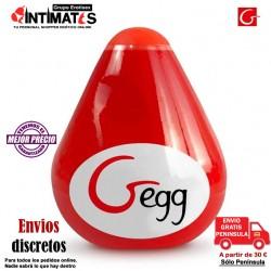 GEgg - Rojo · Huevo masturbador · Gvibe