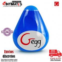 GEgg - Azul · Huevo masturbador · Gvibe