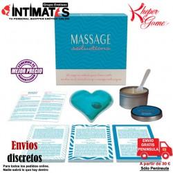 Massage Seductions · 24 maneras de seducir a tu amante · Kheper Games