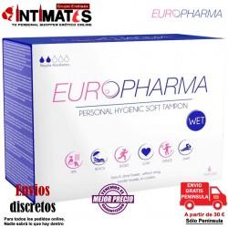 Europharma · Personal Hygiebic Soft Tampon - 6uds · Asha I.