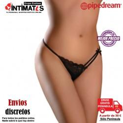 Hookup Panties Remote Bowtie Bikini · Braguitas de placer · Pipedream