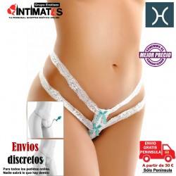 Panties Crotchless Secret Gem · Braguitas de placer · Hookup Panties