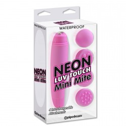 NEON LUV TOUCH MINI MASAJEADOR ROSA