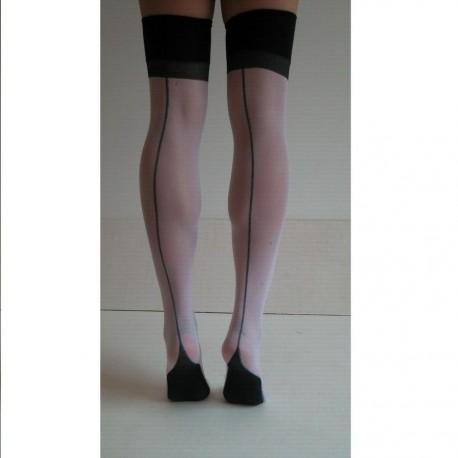 Stockings Seam · Medias lisas · M&S Lingerie