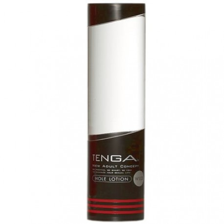 Wild · Hole Lotion · Tenga