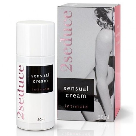 2Seduce Intimate Sensual Cream · Cobeco