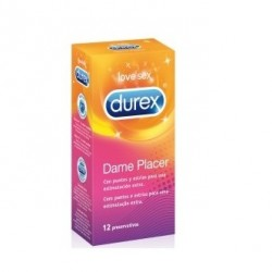 DUREX LOVE SEX DÁME PRAZER 12 UNITS