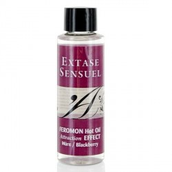 Hot Oil Feromon · Mora, 100 ml · Extase Sensuel