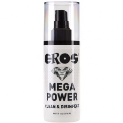 Mega Power Clean & Disinfect · Eros