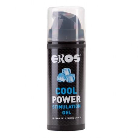 Cool Power · Gel estimulante femenino · Eros