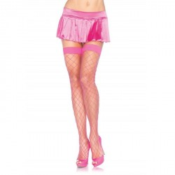 LEG AVENUE MEDIAS DE RED MEDIANA NEON