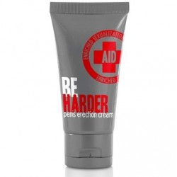 Crema estimuladora para el pene «Vel'Or aid Be Harder»