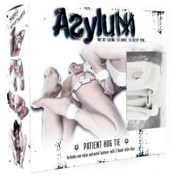 Patient Hog Tie · Restricción · Asylum