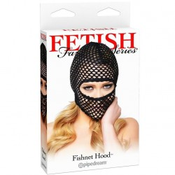 Fishnet Hood - Capucha de Red - Pipedream
