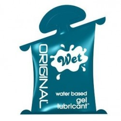 WET ORIGINAL LUBRICANTE BASE DE AGUA 10ML