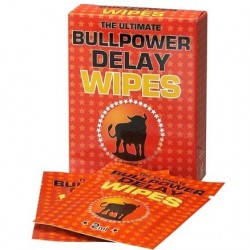 Bull Power Delay · Toallitas retardantes · Cobeco