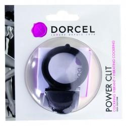 Power Clit · Anillo con estimulador · Dorcel